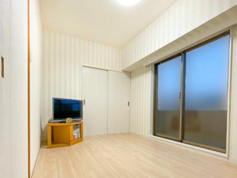 和室から洋室へリフォーム・フローリング・クロスの貼替え