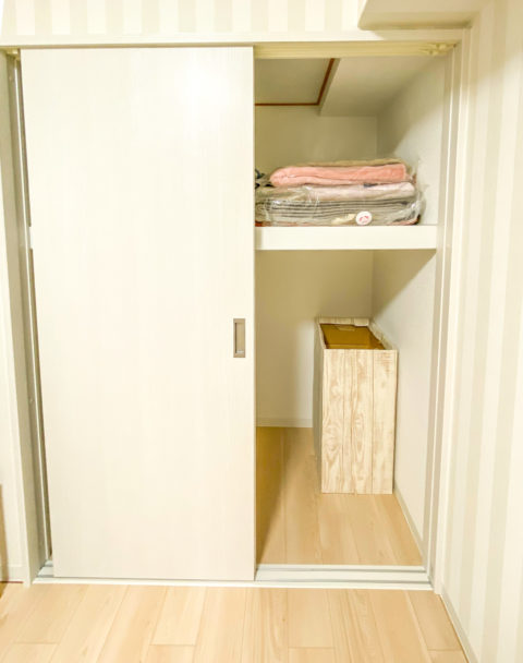 和室の洋室化に伴う、押入れの洋室収納化リフォーム