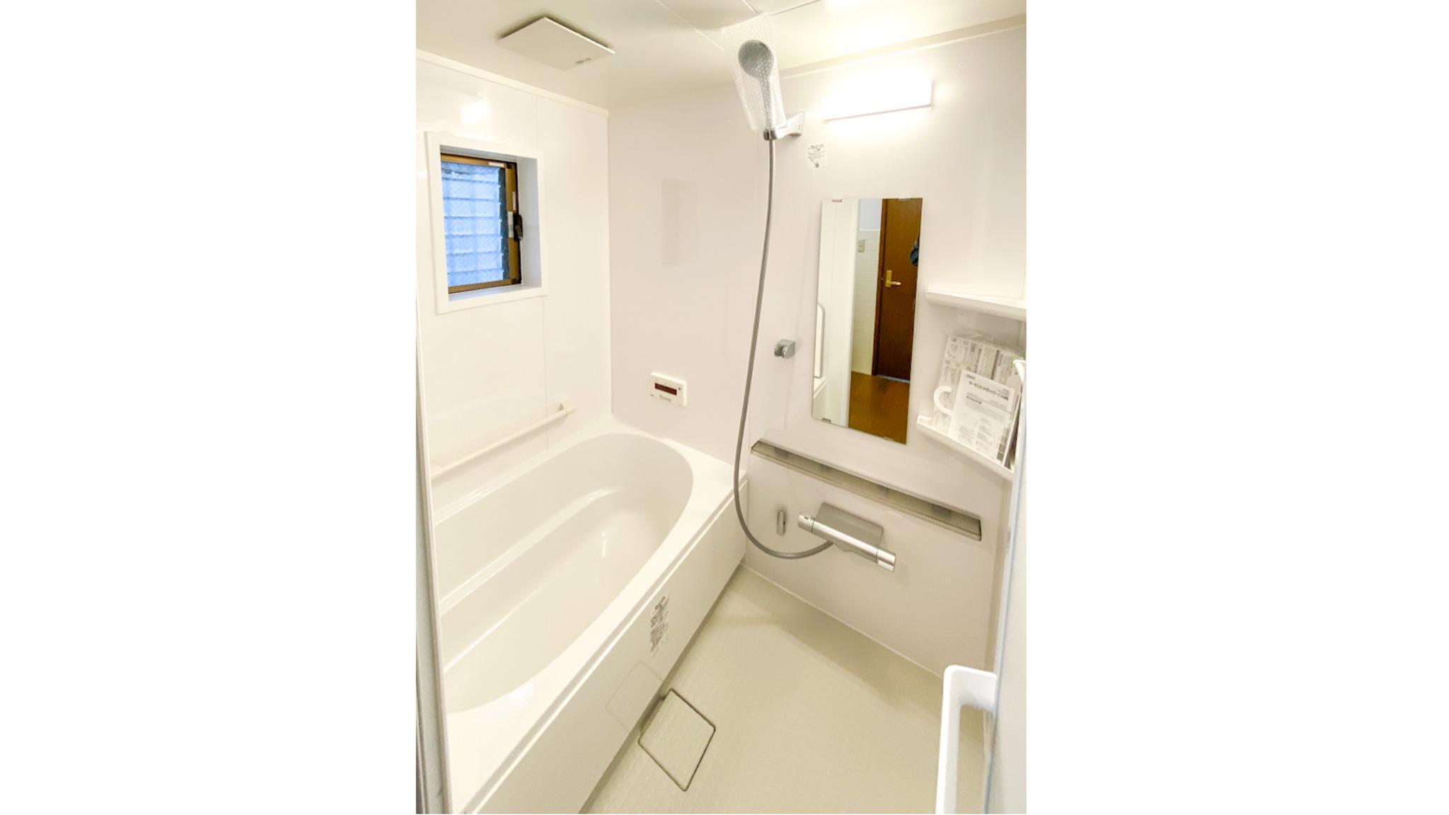 お風呂のリフォーム(神戸市長田区戸建住宅事例)